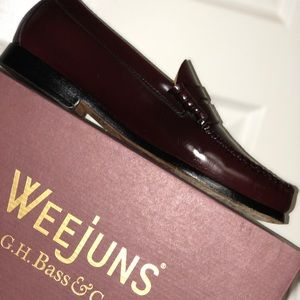 Weejuns Penny Loafer by G.H. Bass
